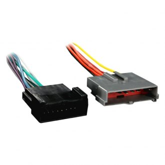 1999 Ford Mustang OE Wiring Harnesses & Stereo Adapters — CARiD.comCARiD.com