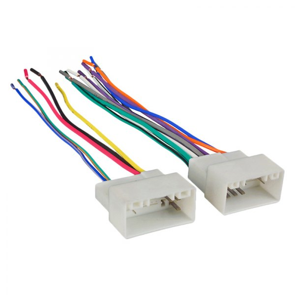 Metra® 70-7304 - Aftermarket Radio Wiring Harness with OEM PlugCARiD.com
