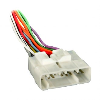 isuzu oe wiring harnesses & stereo adapters — carid.com  carid.com