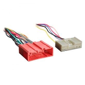 metra� - aftermarket radio wiring harness with oem plug