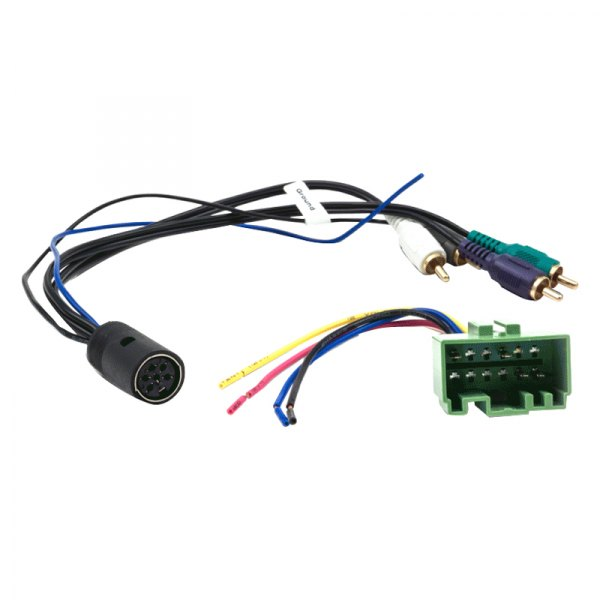 Metra® 70-9223 - Aftermarket Radio Wiring Harness with OEM Plug and on aftermarket stereo color codes, aftermarket radio antenna, aftermarket engine harness, stereo harness, aftermarket radio connectors, jvc radio harness, aftermarket radio with navigation, 2012 dodge ram radio harness, aftermarket wire harness, aftermarket stereo adapter box,