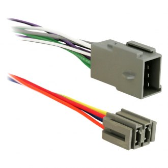 1983 ford mustang oe wiring harnesses  u0026 stereo adapters at