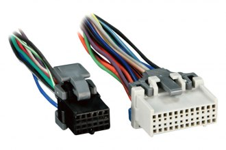 saab 9 7x wiring diagram metra   71 2003 1 factory replacement    wiring    harness with  metra   71 2003 1 factory replacement    wiring    harness with