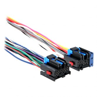 Metra Factory Replacement Wiring Harness With Oem Radio Plug