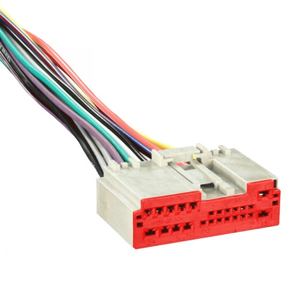 71 5520_1 metra� 71 5520 1 factory replacement wiring harness with oem factory wiring harness replacement at cos-gaming.co