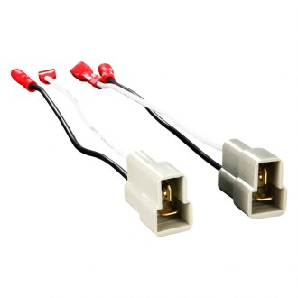 sterling oe wiring harnesses & stereo adapters carid com wiring harness wiring- diagram metra® speaker harness