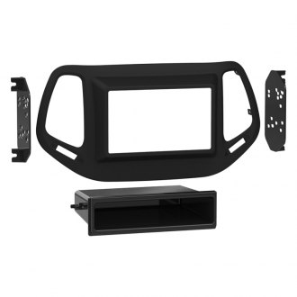 Metra® - Double DIN Stereo Dash Kit