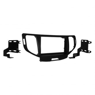 Metra® - Double DIN Charcoal Gray Stereo Dash Kit