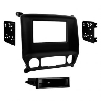 Metra® - Single/Double DIN Stereo Dash Kit with Pocket