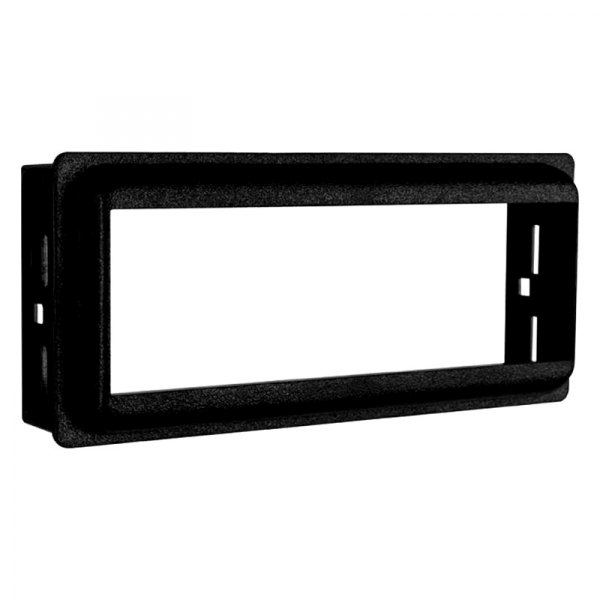"Metra® - Single DIN Black Stereo Dash Multi Kit with 1/2"" Extension"