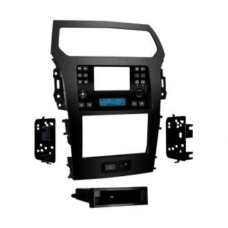 2014 ford explorer stereo in dash installation kits at. Black Bedroom Furniture Sets. Home Design Ideas