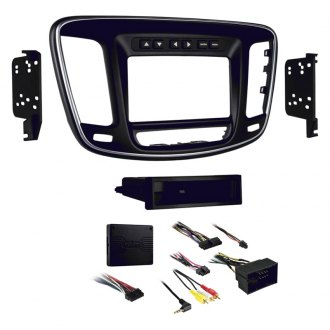 chrysler 200 back up dash cameras parking sensors. Black Bedroom Furniture Sets. Home Design Ideas