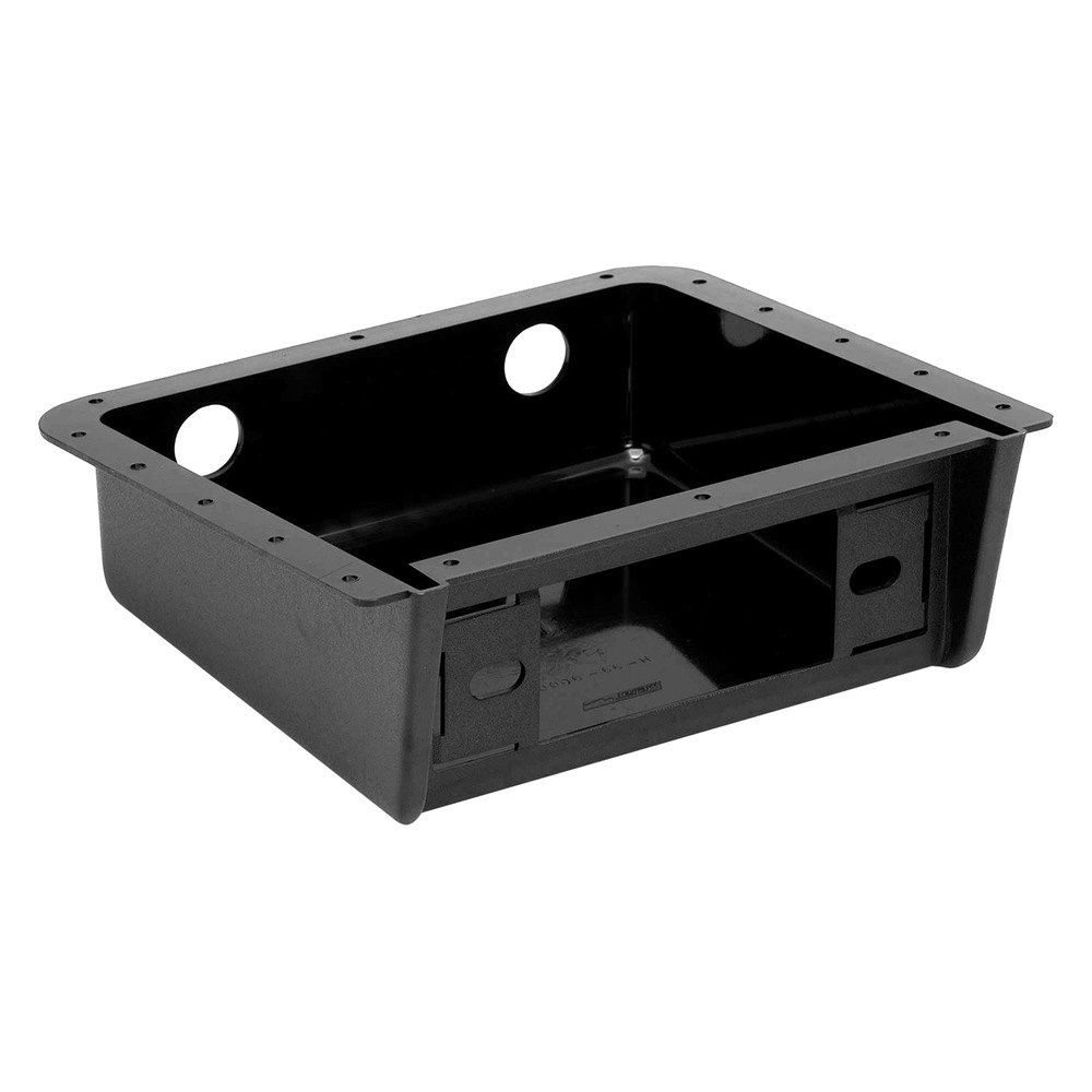 Metra® 99-9000 - Underdash Housing with 2 Shaft to DIN