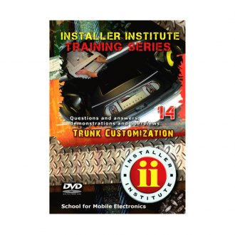 Metra® - DVD-14 Trunk Customization (94 Min)