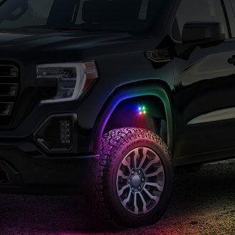 Metra® - Multicolor LED Rock Lights