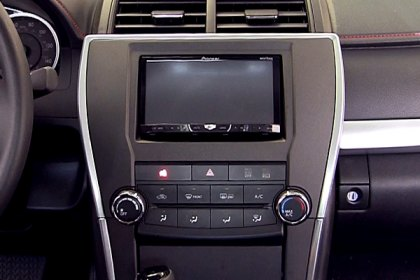 99-8249 - Metra® Single/Double DIN Factory Style Texture Stereo Dash Kit (HD)