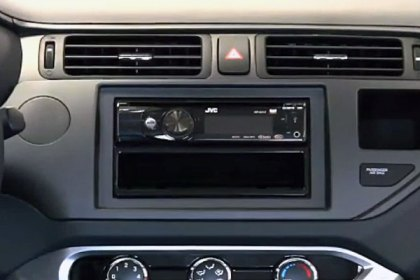 95-7353CH - Metra® Double DIN Charcoal Stereo Dash Kit