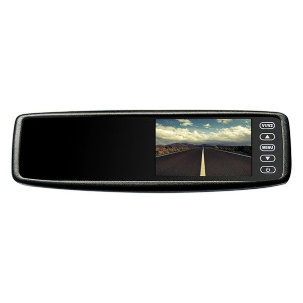 METRA� - OEM Style Rearview Mirror and Back Up Camera, Front
