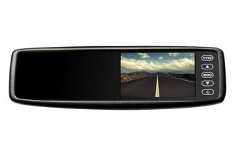 Metra® TE-RVMCBT - OEM Style Rearview Mirror and Back Up Camera with Bluetooth