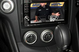 METRA® - Black Double Din Stereo Installation Kit