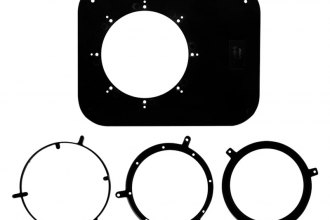 "Metra® - 6-1/2"" Speaker Adapter Plates Kit"