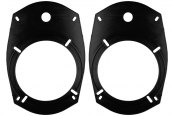 "Metra® - 5-1/4"" to 6-1/2"" and 3/4 - 2"" tweeter Speaker Adapter Plates"