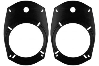 "Metra® 82-6901 - 5-1/4"" to 6-1/2"" and 3/4 - 2"" tweeter Speaker Adapter Plates"