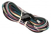 Metra® - Wiring Harness with OEM Plugs and Amplifier Bypass