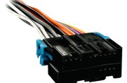 METRA� - Wiring Harness, For Aftermarket Radio