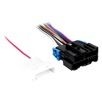 Metra® - Wiring Harness with OEM Plugs and Amplifier Integration