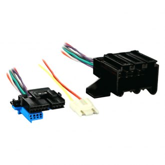 Metra® - Wiring Harness with OEM Plugs