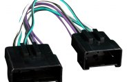 Metra® - Wiring Harness, Amplifier Integration
