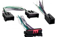 Metra® - Wiring Harness, Amplifier Bypass