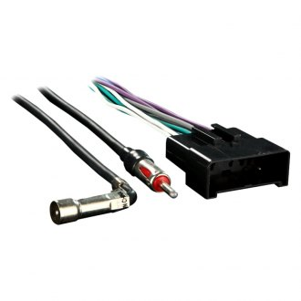 Metra® - Wiring Harness with OEM Plugs and Antenna Extension