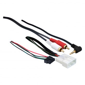 Metra® - Wiring Harness with OEM Plugs and Retention Steering Wheel Controls