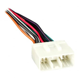 Metra® - Wiring Harness, For Aftermarket Radio