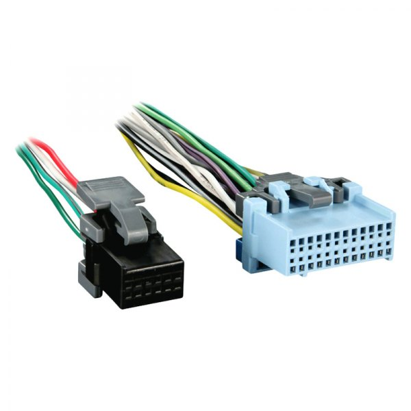 Radio Wiring Harness For 2011 Chevy Malibu : Chevy factory stereo harness get free image about
