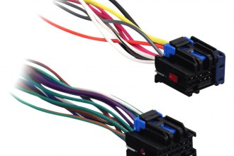 Metra® - Plugs Into OEM Radio Harness