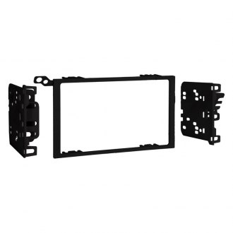 Metra® - Double DIN Painted Stereo Dash Kit