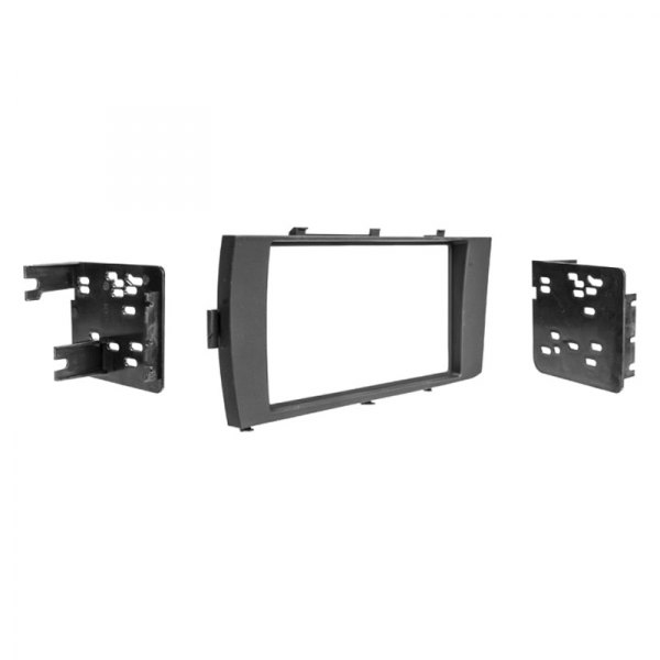 metra toyota prius 2015 double din matte black stereo. Black Bedroom Furniture Sets. Home Design Ideas