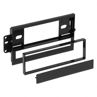 Metra® - Single DIN Black Stereo Dash Kit with Equalizer Option