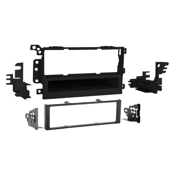 Metra® - Single / Double DIN Black Stereo Dash Kit