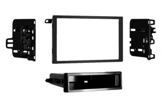 Metra® - Single / Double DIN Stereo Dash Kit with Pocket