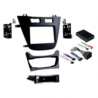 Metra® - Stereo Dash Kit Installation Instructions