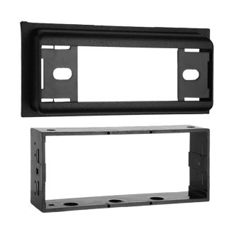 "Metra® - Single DIN Black Stereo Dash Kit with 3/4"" Extension"