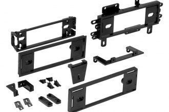 Metra® - Single DIN Stereo Dash Kit with Snap-In Brackets