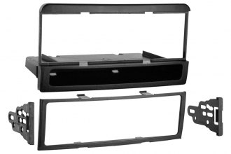 Metra® - Single DIN Stereo Dash Kit, with Snap-In ISO Support System