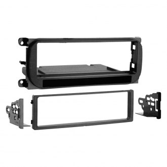 Metra® - Single DIN Stereo Dash Kit with Trim Plate and Brackets