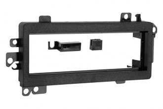 Metra® - Single DIN Stereo Dash Kit with Trim Plate