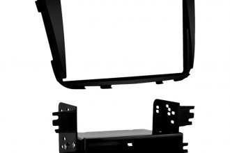 Metra® 99-7347B - Single / Double DIN Stereo Dash Kit (with Factory Radio)